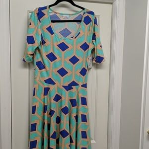 NEW LuLaRoe Nicole Dress